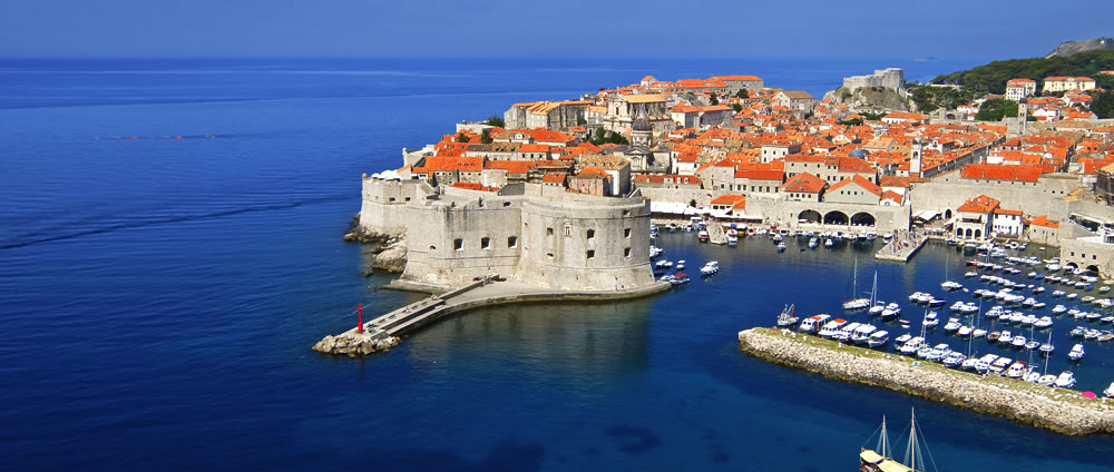 Dubrovnik, Croatia - A historical place famous for beaches and nature