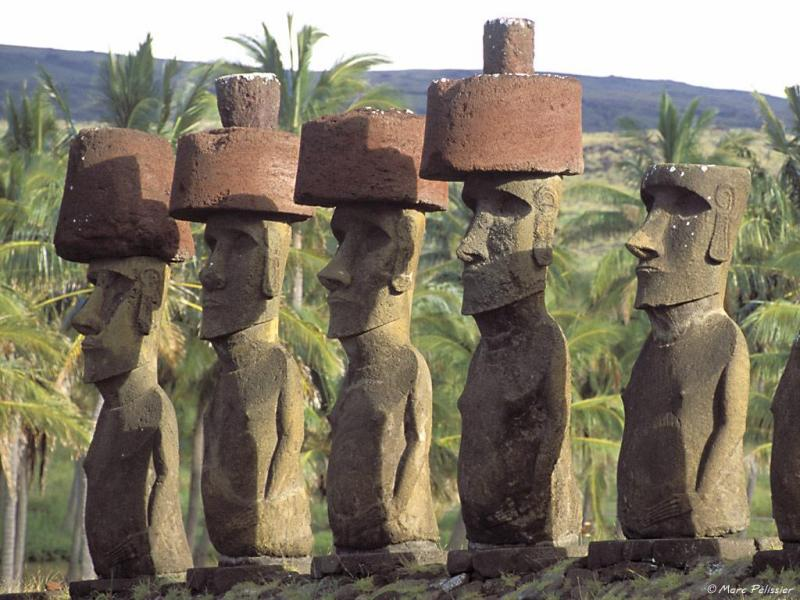 Easter Island, Chile - World heritage site