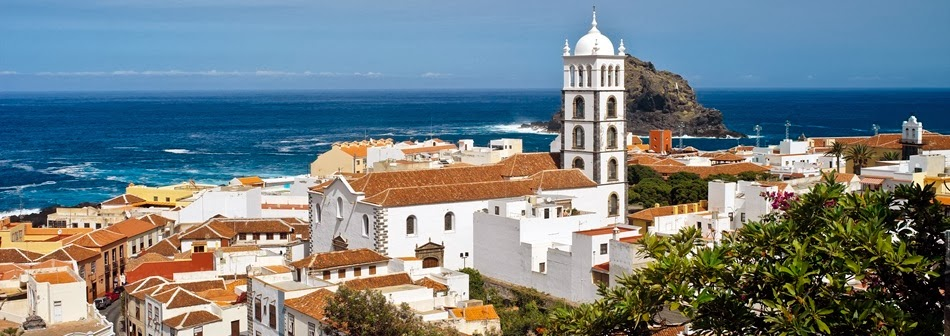 Santa Cruz de Tenerife, Spain - A very beautiful port and beach